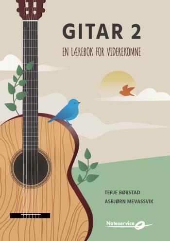 Gitar 2 - en lærebok for viderekomne